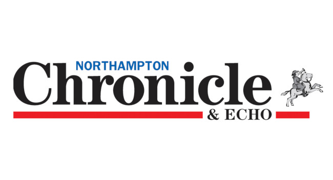 The Barker Buildings featured in Northampton Chronicle